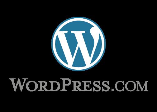 Offizielles Logo von WordPress.com